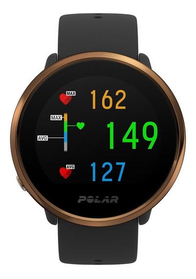 Reloj Fitness Polar Ignite Gps Frecuencia Cardiaca En Muñeca