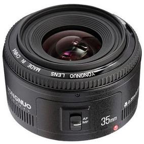 Lente Yongnuo Yn35mm F2 Para Canon