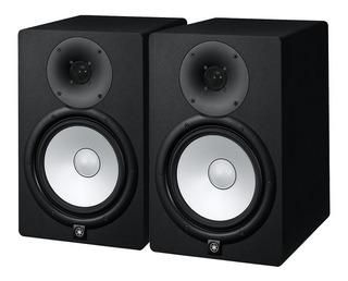 Par Monitores Estudio Activo Yamaha Hs8 + Garantía