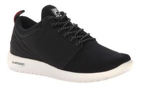 Tenis Fila Footwear 691952 Masculino Original Preto