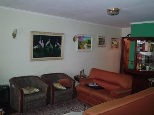 Casa Residencial À Venda, Mooca, São Paulo. - Ca0429