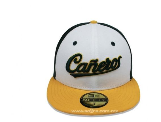 Gorra New Era Cañeros Lmb Beisbol Original Baseball 3641
