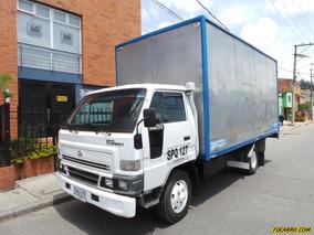 Camion Furgon Daihatsu Delta