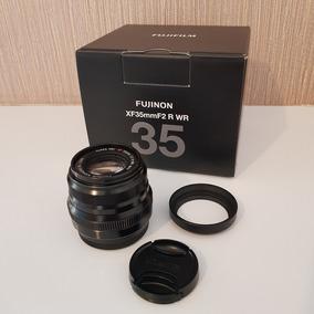 Fuji Xf 35mm F/2