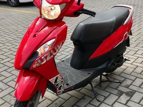 Suzuki Lets Casi Nueva Barata Scooter