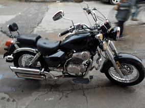 Moto Um Con Pocos Kilómetros 175cc