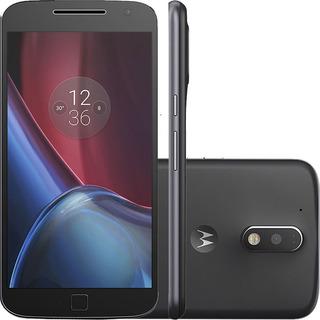 Motorola Moto G4 Plus Xt1640 32gb 2gb Ram Preto Vitrine 2