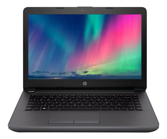 Notebook Hp Celeron N4000 Intel Core 240 4gb 500gb 14 Pulg