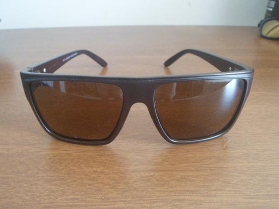 Óculos De Sol Unissex Chilli Beans Marrom 2203