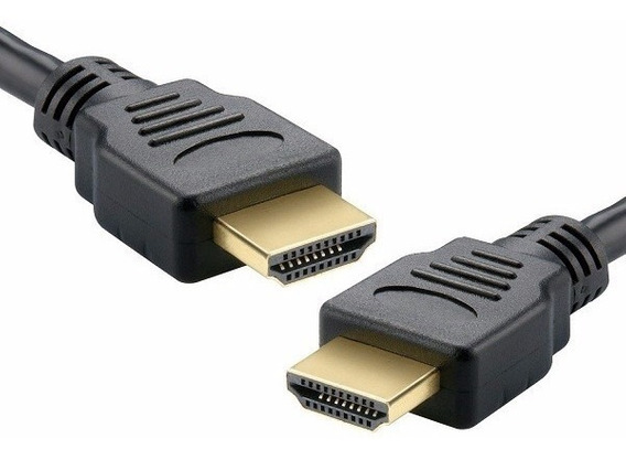 Cabo Hdmi / Hdmi 5mt 3d 4k Full Hd 1080p 15 Pinos Ouro
