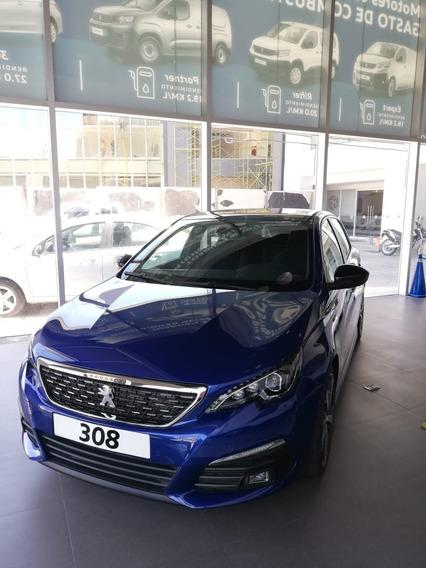 Peugeot 308 Gt 5p 1.6thp 225hp Aut 8vel 2020