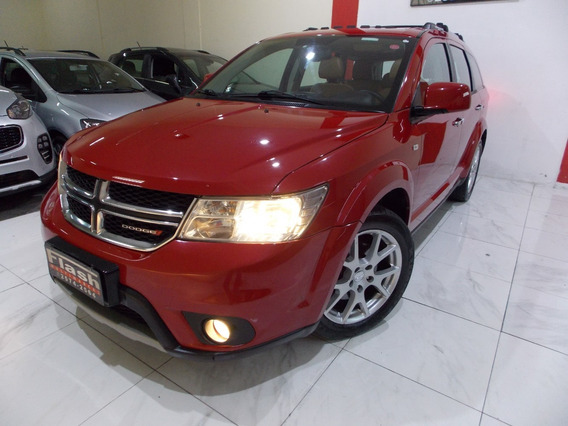 Dodge Journey 3.6 Rt V6 2013 Couro + Multimidia + Teto Top