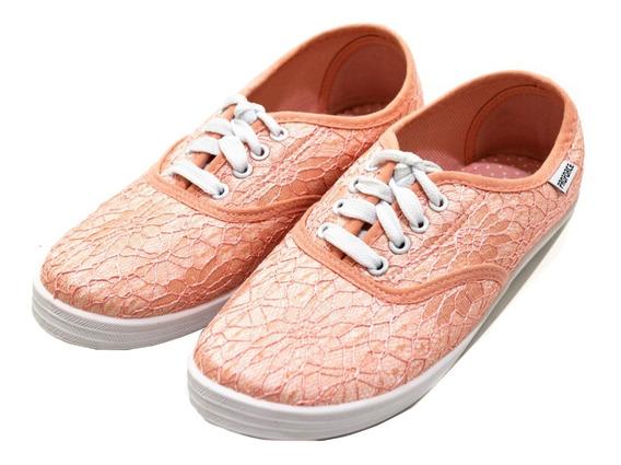 Zapatilla Zapato Pancha Mujer De Tela Temporada