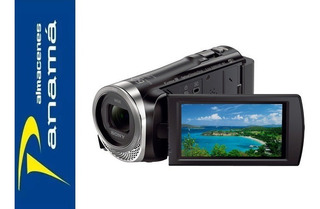 Filamdora Sony Hdr-cx455 Full Hd Zoom 30x Wifi Nfc