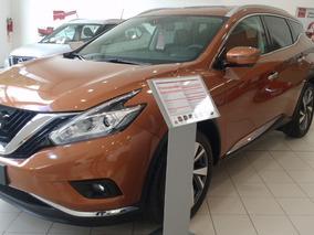 Nissan Murano Exclusive 3.6 V6 Cvt Automatico 0 Km 2018 3