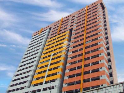 Apartamento Com 2 Quartos À Venda, 70 M², Mobiliado, 1 Vaga ,área De Lazer - Meireles - Fortaleza/ce - Ap0853