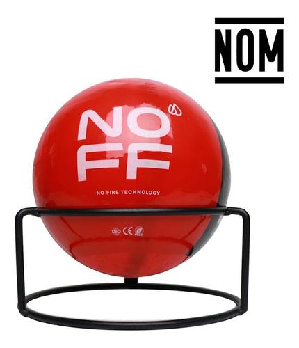 Imagen 1 de 9 de Noff | Esfera - Dispositivo Contra Incendios