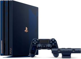 Playstation 4 Pro 2tb 500 Million Ps4 Pro Edição Limitada