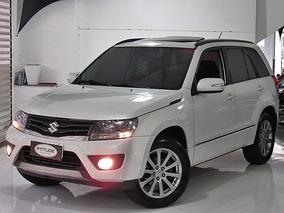 Suzuki Grand Vitara 2.0 2wd Automatico Branco Teto Solar