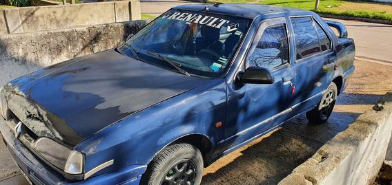 Vendo Renault R19 Al Dia Con Titulos A Mi Nombre
