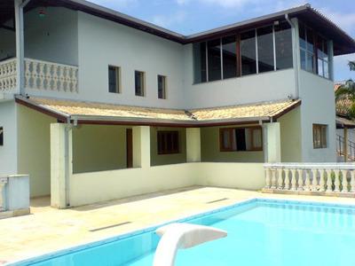 Linda Casa Em Itupeva A 70 Km De São Paulo - Cf9216