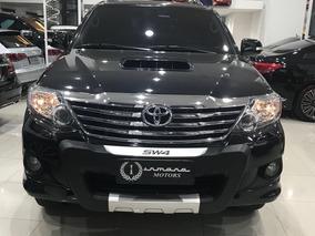 Toyota Sw4 3.0 Srv 7l 4x4 Aut. 5p 2015 Carros E Caminhonetes