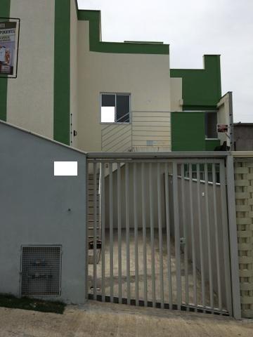 **linda Casa Geminada Com Terraço Nacional ( Contagem)** - 3737