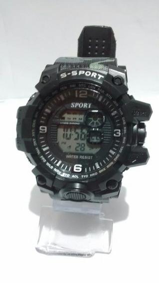 Relógio Masculino Digital Sport C-shock Kit C/ 2