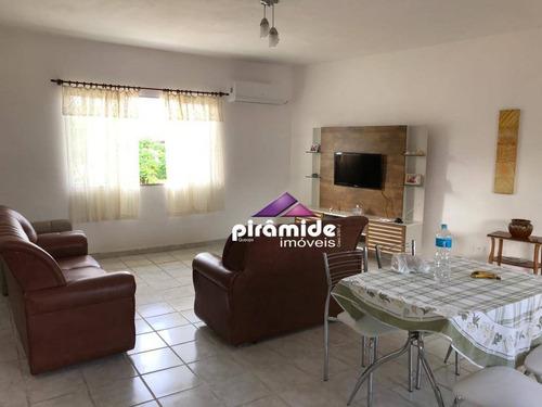 Casa  À Venda, 228 M² Por R$ 900.000 - Perequê-açu - Ubatuba/sp - Ca5309
