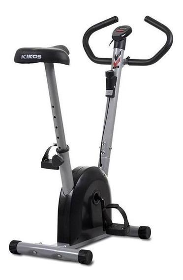 Bicicleta ergométrica vertical Kikos 3015 Cinza