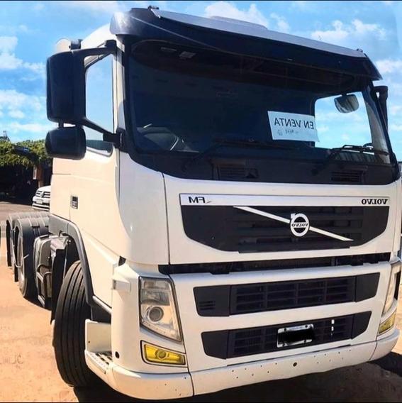 Camion Volvo Fm370 6x2 ´11 $ 3100000