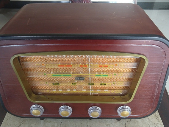 Rádio Semp Pt-76 - Antiguidade