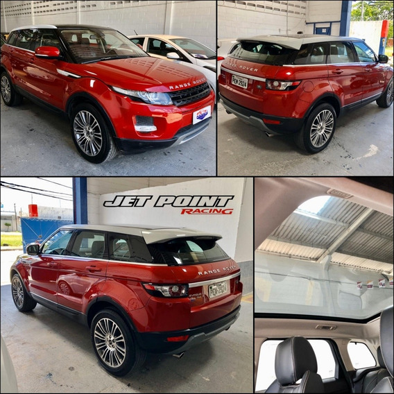 Land Rover Evoque 2012 2.0 Si4 Prestige Tech Pack 5p
