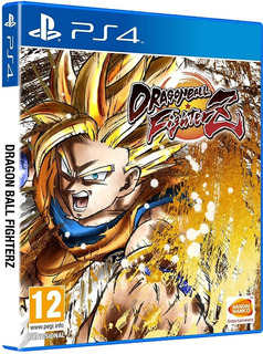 Dragon Ball Fighterz Ps4. Juego Nuevo Sellado. Surfnet Store