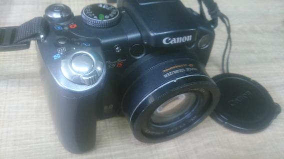 Maquina Fotografica Canon S5is