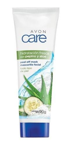 Avon Care Mascarilla Facial Pepino Y Aloe Hidratación Fresca