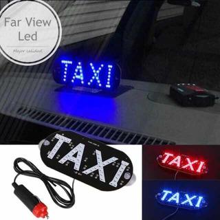 Letrero Luminoso Taxi Led