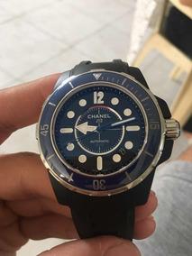 Reloj Chanel J12 Marine 42mm Original Rolex Cartier Omega