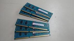 Kit 6 Peças Memória Ddr3 1060mhz 1 Gb, Servidor Dell T310