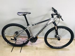 Bike Aro 29 Cannondale Trail Stx Semi Nova