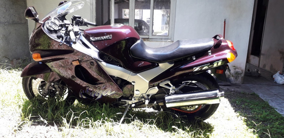 Moto Kawasaki Ninja Zx 11 Ano 1999