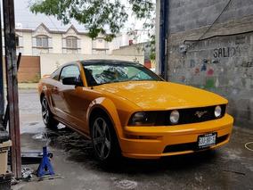 Ford Mustang 4.6 Gt Equipado Std Piel Mt 2008