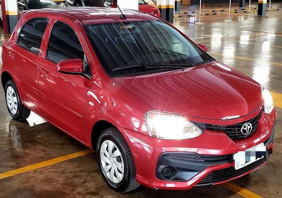 Toyota Etios Hb X 13l Mt 2018