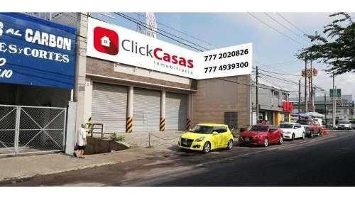 Renta Bodega Comercial Polvorin Cuernavaca