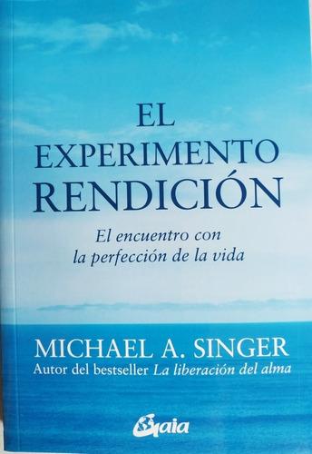 Libro El Experimento Rendición