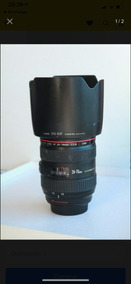 Lente 24-70 2.8 Canon Impecável