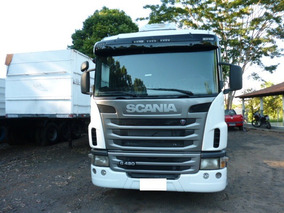 Scania 124 G 420 6x4 Bug Leve