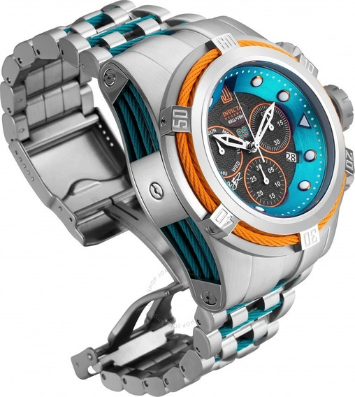 Relógio Invicta Jason Taylor Modelo 25307 Original