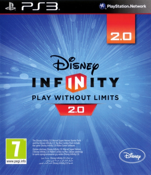 Disney Infinity 2.0 Edition Ps3 Español Digital Tenelo Hoy!!