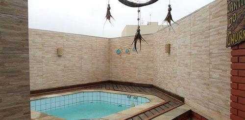 Cobertura À Venda, 142 M² Por R$ 1.249.000,00 - Casa Verde (zona Norte) - São Paulo/sp - Co0245
